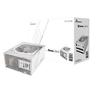 Seasonic 1050W ATX12V/EPS12V 80 PLUS Platinum Certified