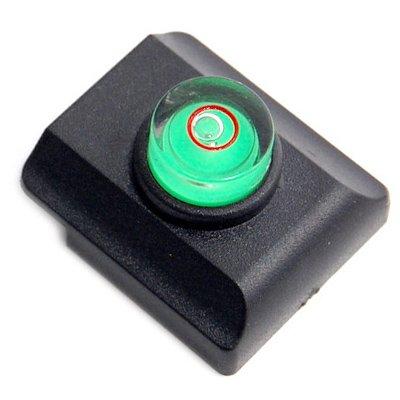 Blitzschuhabdeckung SL-2 mit Wasserwaage für Sony/Minolta z.B. für Sony a900, a850, a700, a550, a500, a450, a390, a380, a350, a330, a290, a230, a99, a77, a65, a57, a55, a33 (made by JJC)