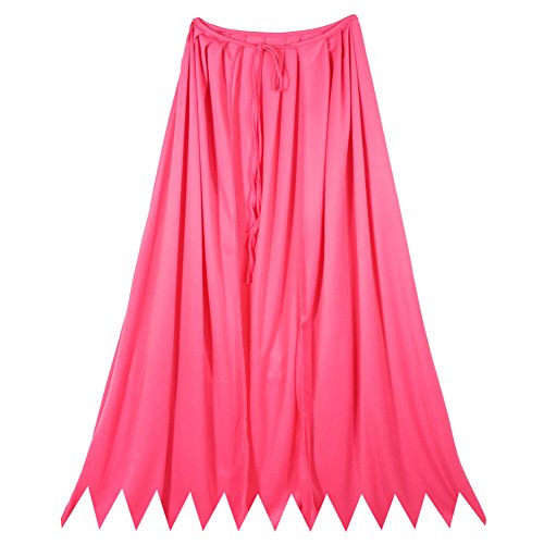 "SeasonsTrading 32"" Pink Cape ~ Halloween Costume Accessory"
