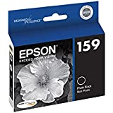Epson T159120 UltraChrome Hi-Gloss 2 Photo Black Cartridge (T159120)
