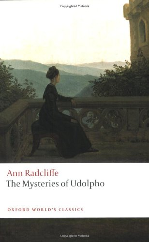Ann Ward Radcliffe - The Mysteries of Udolpho