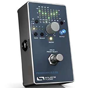 Source Audio Compact Programmable EQ