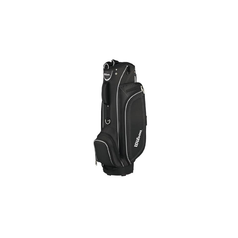 Wilson Profile Lite Cart Bag Black
