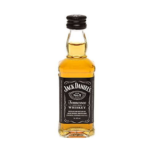 Jack Daniel discount duty free Jack Daniels Whiskey Miniatures 5 cl (Case of 10)