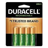 Precharged Recharg. Battery, AA, NiMh, PK4