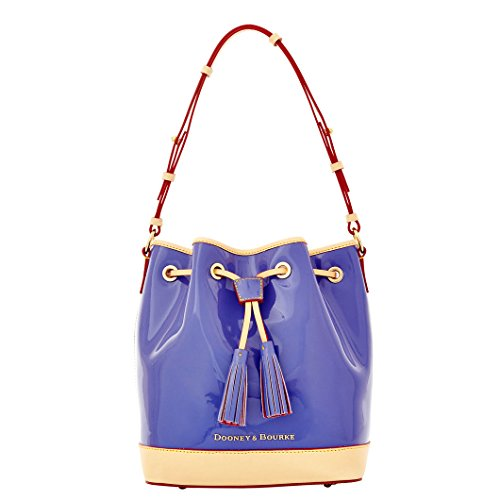 Dooney & Bourke Claremont Patent Drawstring
