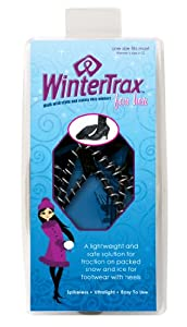 WinterTrax For Her Shoe