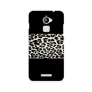 Ebby Fusion Cheetah Print Premium Printed Case For Coolpad Note 3 Lite