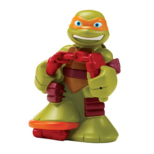 Teenage Mutant Ninja Turtles Pre-Cool Half Shell Heroes Michelangelo Bathtub Squirter Figure Action Figure