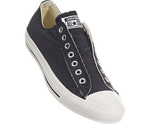 Converse Unisex Chuck Taylor All Star Slip Black Basketball Shoe 11.5 Men US