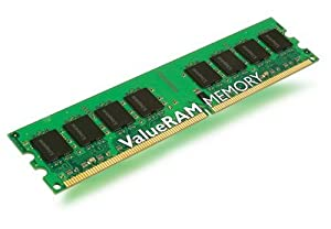 Kingston ValueRAM 2GB 800MHz DDR2 Non-ECC CL5 DIMM Desktop Memory