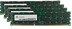 Adamanta 32GB (4x8GB) Server Memory Upgrade for Servers DDR3 1066MHz PC3-8500 ECC Registered 4Rx8 CL7 1.5v 36 IC