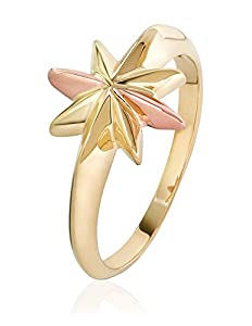 Clogau Gold Seren Ring - Size S