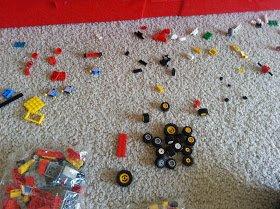 Lego 4563 Load N' Haul Railroad