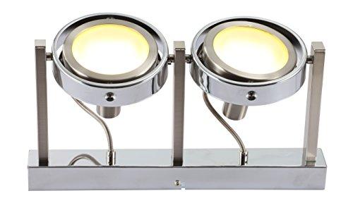 "LED Deckenleuchte 2-flammig ""Baroni"