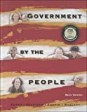 Government by the People: National, State and Local Version (013018098X) by Burns, James MacGregor