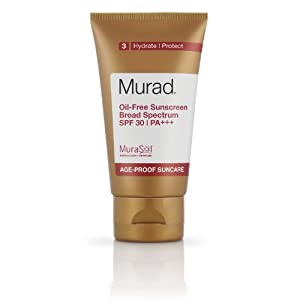 Murad Oil Free Sunscreen Broad Spectrum SPF 30 | PA+++(1.7 oz)