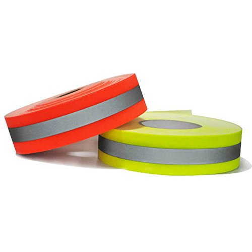 Richele high visibility elastic reflective tape strip 3m for Hi vis shirts with reflective tape