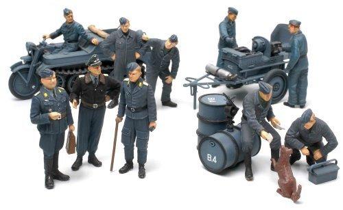 89768 1/48 APS Unit w/Luftwaffe Crew by tamiya