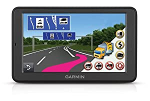"""Garmin Dezl 560LT 5"""" Truck/Caravan Sat Nav with Europe Maps and Lifetime Traffic Subscription (discontinued by manufacturer)"""