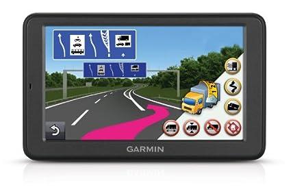 Garmin DEZL 560LT GPS Eléments Dédiés à la Navigation Embarquée Europe Fixe, 16:9