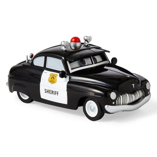 "Disney Pull-Back Car - Sheriff 8"""