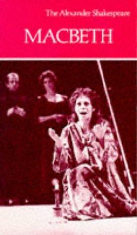 Macbeth (The Alexander Shakespeare)