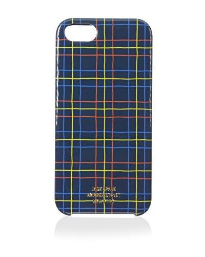 Jack Spade Men's Drawn Tartan iPhone 5 Hard Case