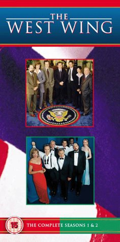 West Wing Season 1 & 2 Box Set [VHS] [2001]