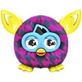 Furby Furbling Critter (Pink and Blue Houndstooth)