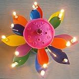 The Amazing Musical Rainbow Birthday Candle