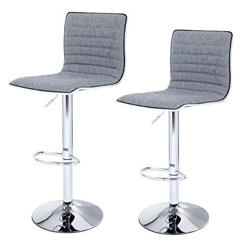 songmics-smoke-gray-swivel-breakfast-bar-stools-with-linen-fabric-seat-ljb15g