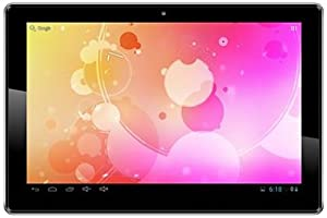 "Artview AT10I-RK66WA Tablette tactile 10"" (25,40 cm) Processeur Rockchip 3066 Arm dual Core cortex a9 Omap 4 1,5 GHz 8 Go Android WiFi Aluminium"