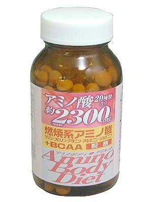 オリヒロ アミノボディダイエット粒 300T
