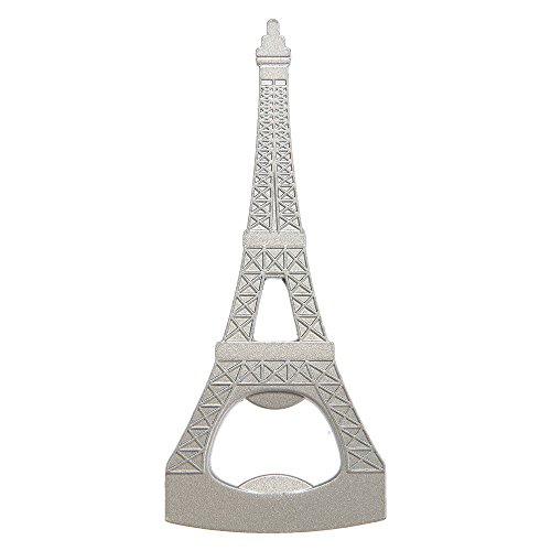 Flaschenöffner Kapselheber Kapselöffner Bier Öffner Eiffelturm-Form Geschenk NEU