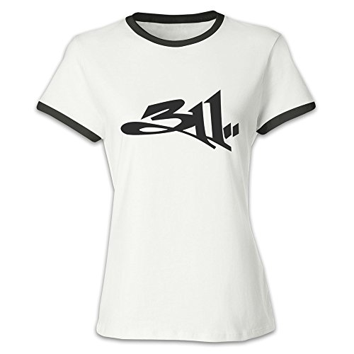 chalz-lady-311-new-album-o-neck-t-shirt-l-black