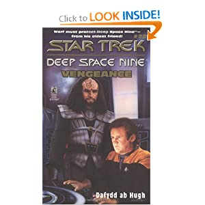 Vengeance (Star Trek: Deep Space Nine #22) by Dafydd Ab Hugh