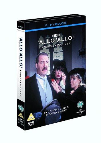 'Allo 'Allo! – Series 5 – Volume 2 [1988] [DVD]