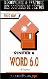 echange, troc Letessier - S'initier a word 6.0