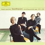 ベートーヴェン:弦楽四重奏曲 Op.127&132 ハーゲン四重奏団