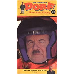 Dorf  Auto Racing on Amazon Com  Dorf Goes Auto Racing  Vhs   Kenny Schrader  Richard Petty