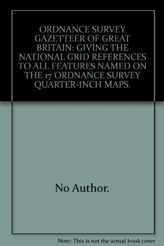 ordnance-survey-gazetteer-of-great-britain-giving-the-national-grid-references-to-all-features-named