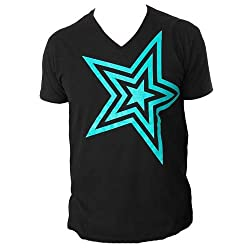 Teal Star Tee by Dirty Couture - Guys