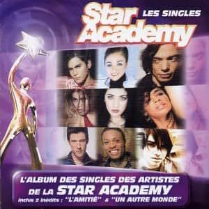Star Academy 2 : L'album des singles solos