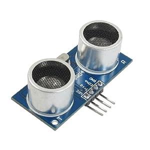 SODIAL(R) HC-SR04 Distance Measuring Transducer Sensor Ultrasonic Module for Arduino from SODIAL(R)