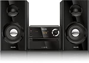 Philips BTM2180/37 Micro Music System (Black) (Discontinued by Manufacturer)