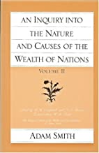 An Inquiry into the Nature and Causes of the…