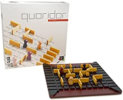 Gigamic Quoridor Game, Multi Color