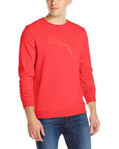 PUMA Men's Crew Sweat Long Sleeve Shirt