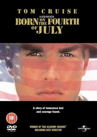 Born On The Fourth Of July [DVD] [1989]